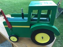 John Deere Mailbox in Fort Knox, Kentucky
