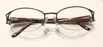 Brown Glass frames by LizClaborne in Oswego, Illinois