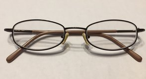 Brown glass frames in Joliet, Illinois