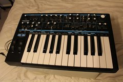 Novation Bass Station II in St. Charles, Illinois
