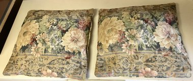 Floral Pillows in Westmont, Illinois