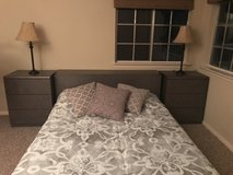 bedroom set in Bellaire, Texas