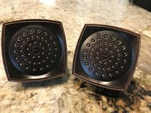 NEW Moen Bronze Shower Heads-Reduced from $19 each to $10 in The Woodlands, Texas