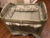 Graco Pack 'n Play Playpen and Bedside Sleeper in Glendale Heights, Illinois