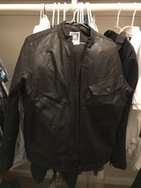 G-Star brand leather jacket in Travis AFB, California