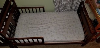1 toddler bed (bed only) in Warner Robins, Georgia