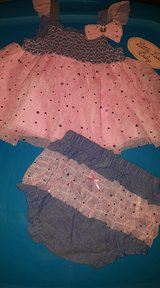NEW Baby Girls 6/9m Little Less 2pc Set ($3) in Fort Campbell, Kentucky