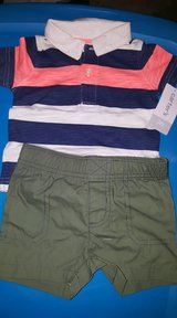 NEW Baby Boys Carters 2pc 3M ($3) in Fort Campbell, Kentucky