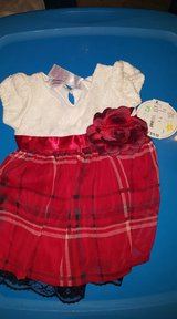 NEW Baby Girls Baby Berri Dress Size 6*9m ($3) in Fort Campbell, Kentucky