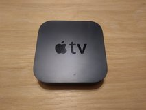 Apple TV in Osan AB, South Korea
