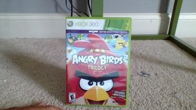 Angry birds trilogy (Xbox 360) in Camp Lejeune, North Carolina