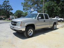 2006 CHEVY 1500 SILVERADO EXT CAB 4X4 NICE TRUCK in Camp Lejeune, North Carolina