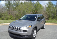 Want a NEW 2017 Jeep Cherokee Sport 4x4 for ONLY $24,349? in Grafenwoehr, GE