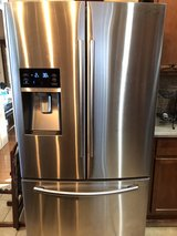 Samsung 28.7-cu ft French Door Refrigerator with Dual Ice Maker ( Stainless Steel) in Warner Robins, Georgia