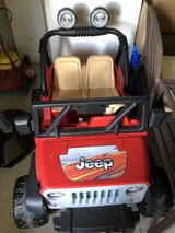 Toddlers Jeep Wrangler in Ansbach, Germany