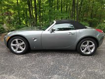 2006 Pontiac Solstice Convertible - Cute & Low Miles in Naperville, Illinois