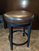 bar stool from Pier One in Saint Petersburg, Florida