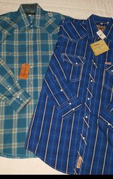 Men's western shirts in Cleveland, Texas