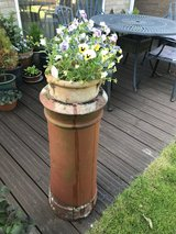 Vintage Chimney pot (Planter) in Lakenheath, UK