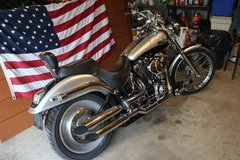 Harley Davidson FXSTD 2003 100 YEAR in Fort Campbell, Kentucky