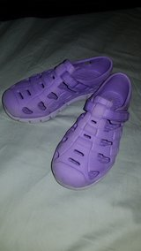 Stride Rite Purple Girl Water Shoes in 29 Palms, California