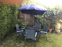 Garden Table and 4 Chairs in Lakenheath, UK