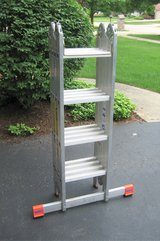 Krause Multimatic 16' Ladder Xtra Heavy 300 lbs. - Model #121499 in Naperville, Illinois
