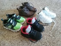Boy's shoes size 7 and 8 toddler. in Vista, California