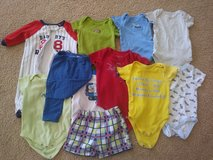 3-6mo/6mo boy clothes 40 piece lot #1 in 29 Palms, California