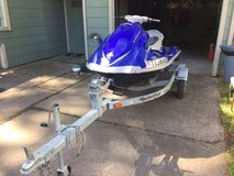 2006 Wave runner + trailer in Kingwood, Texas