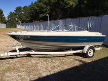 1996 Maxum 2000SR + trailer in Kingwood, Texas