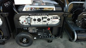 8000 Watt inverter generator in Vacaville, California