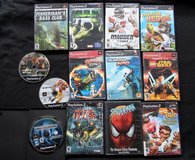 13 Playstation 2 Games in Kingwood, Texas
