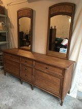 Hearndon dresser with mirrors in Spring, Texas