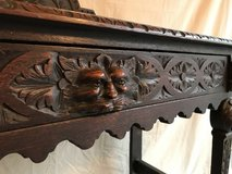 Antique Console table in Kingwood, Texas