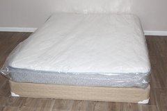 Queen Sealy Adams Way model mattress in CyFair, Texas