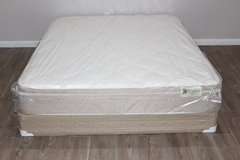 Queen Kingdom Ortho III model mattress in CyFair, Texas