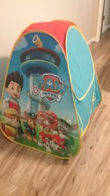 Playhut Paw Patrol tent in The Woodlands, Texas