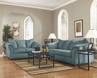ASHLEY DARCY SKY SOFA LOVESEAT in Schofield Barracks, Hawaii
