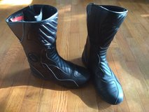 motorcycle boots in Fort Campbell, Kentucky