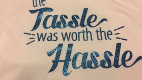 Tassle was with the Hassle Tee Shirt in Baytown, Texas