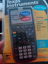 Texas Instruments TI-83 Plus in Yucca Valley, California