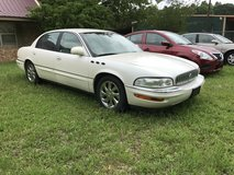 Buick Park Avenue 2003 white in Fort Polk, Louisiana