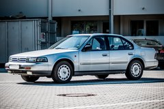 REDUCED PRICE Classic 1989 Nissan Maxima must sell ASAP in Baumholder, GE