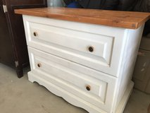 Big double drawer dresser in Yucca Valley, California