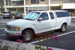 '03 F-150 XLT Supercab - 1 owner - low miles in Alamogordo, New Mexico