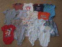 6/9mo-9mo boy clothes 40 piece lot #3 in 29 Palms, California