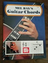 Guitar Chords Book in Plainfield, Illinois