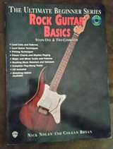 Rock Guitar Basics Book in Plainfield, Illinois