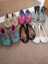 girls shoes uk size 1 in Lakenheath, UK